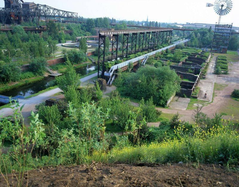 Baukunst Nrw Landschaftspark Duisburg Nord In Duisburg