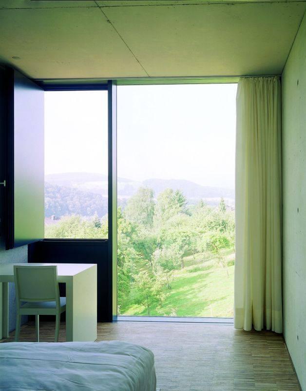 haus der stille in meschede architektur baukunst nrw. Black Bedroom Furniture Sets. Home Design Ideas