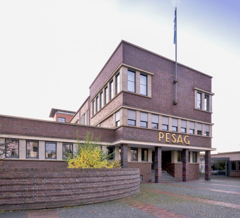 Verwaltungsgebäude PESAG Paderborn