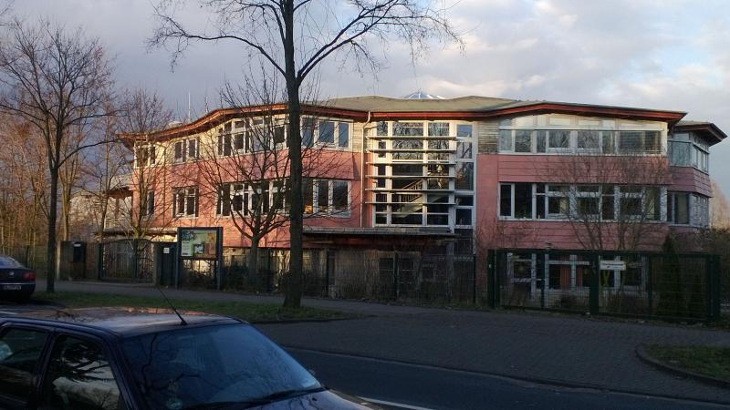 wohnsiedlung von b hm in chorweiler k ln architektur baukunst nrw. Black Bedroom Furniture Sets. Home Design Ideas