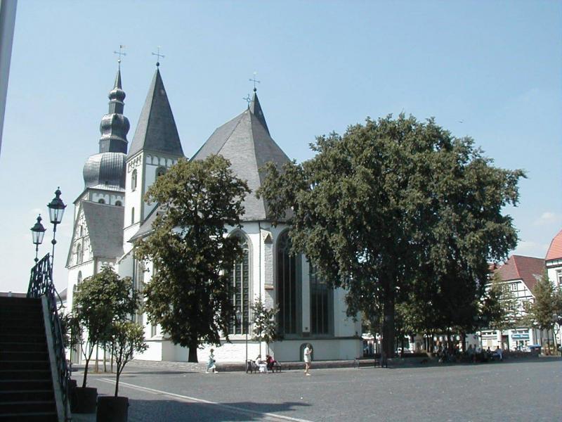 Rathaus lippstadt lippstadt architektur baukunst nrw for Innenarchitektur lippstadt