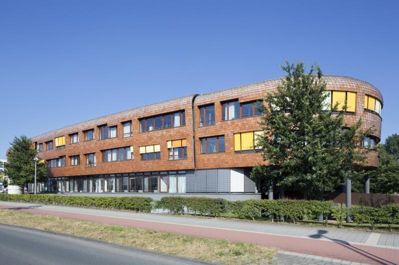 Infineon development center duisburg innenarchitektur for Innenarchitektur emsdetten