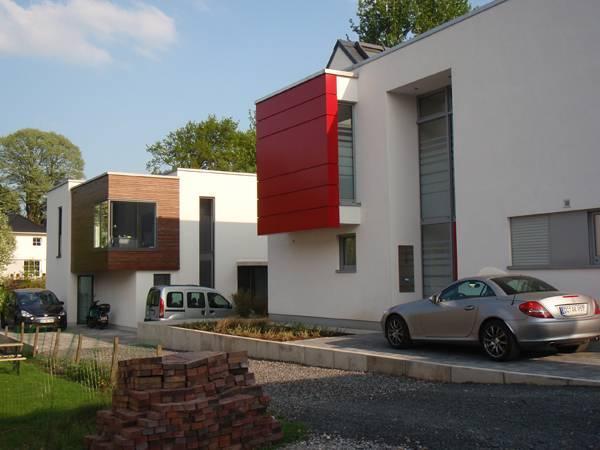 haus am see dortmund architektur baukunst nrw. Black Bedroom Furniture Sets. Home Design Ideas