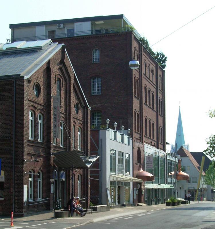 Neubau busbahnhof und neugestaltung des bahnhofsumfeldes for Innenarchitektur unna