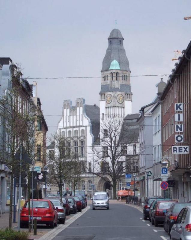 altes rathaus gladbeck gladbeck architektur baukunst nrw
