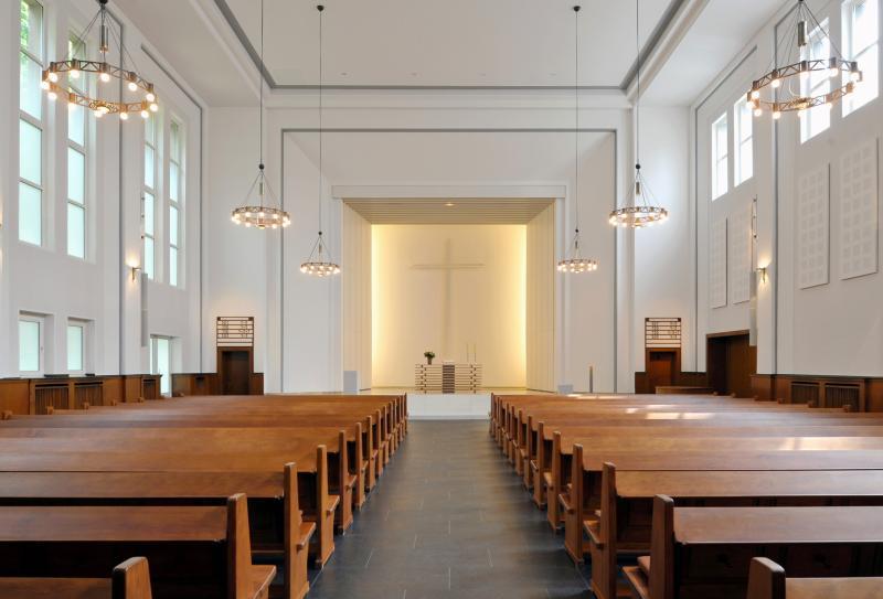 epiphaniaskirche k ln k ln architektur baukunst nrw. Black Bedroom Furniture Sets. Home Design Ideas