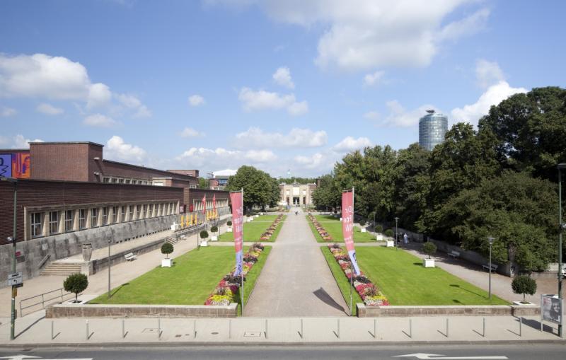 Ehrenhof - Gesamtanlage der Gesolei Düsseldorf