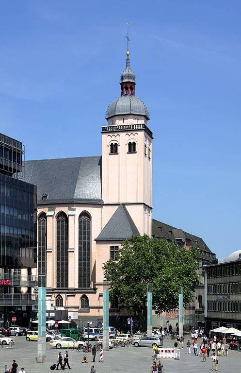kreuzbergkirche mit heiliger stiege bonn architektur baukunst nrw. Black Bedroom Furniture Sets. Home Design Ideas