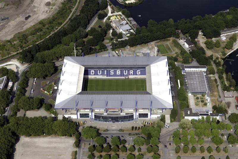 Oberhausen sitzplätze arena Tickets für