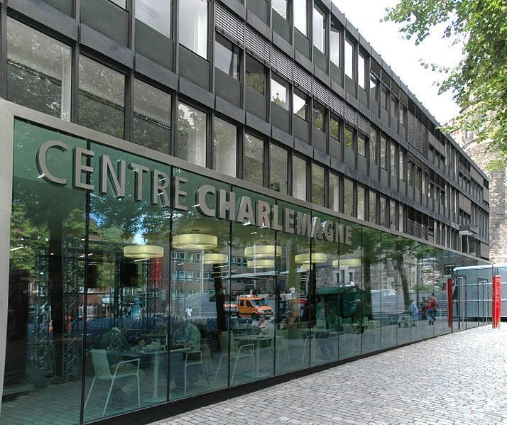 Centre Charlemagne / Neues Stadtmuseum Aachen