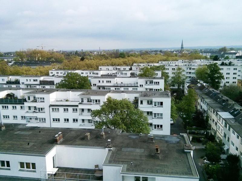 Weiße Stadt Köln-Buchforst