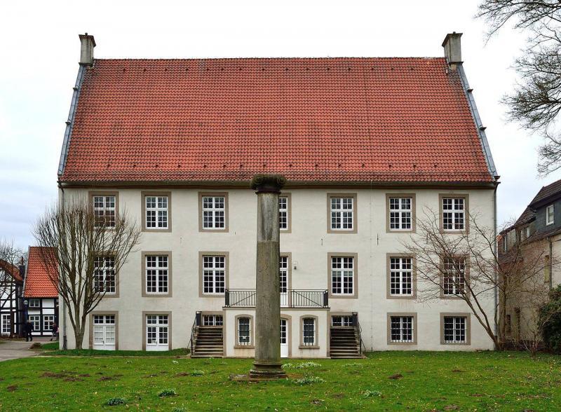 Hexenb rgermeisterhaus lemgo lemgo architektur baukunst nrw for Innenarchitektur lemgo