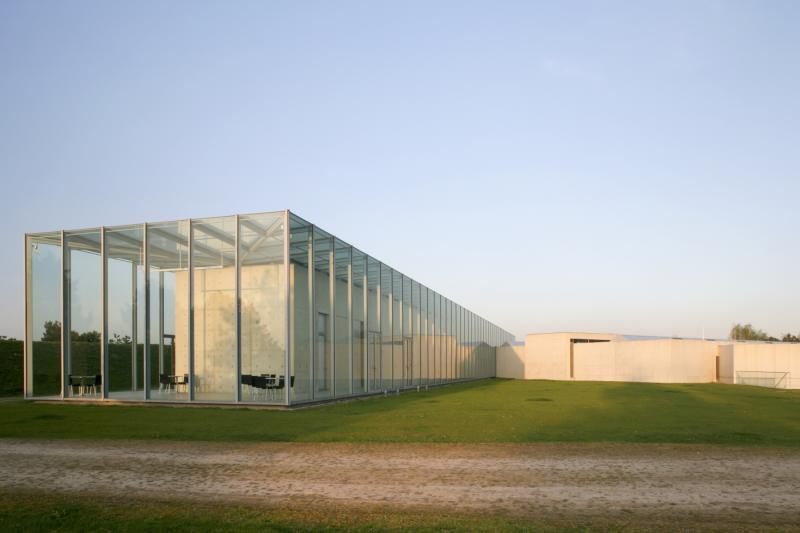 Langen Foundation / Hombroich