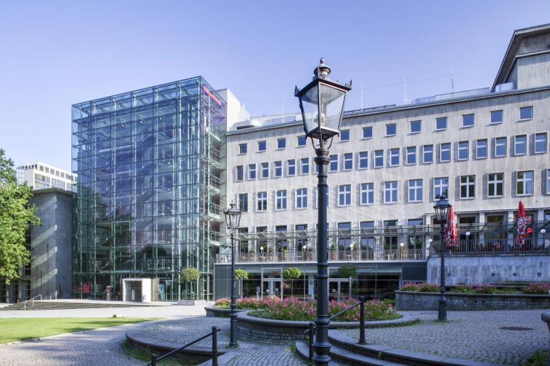 Umbau und Erweiterung Lichtburggebäude, Essen