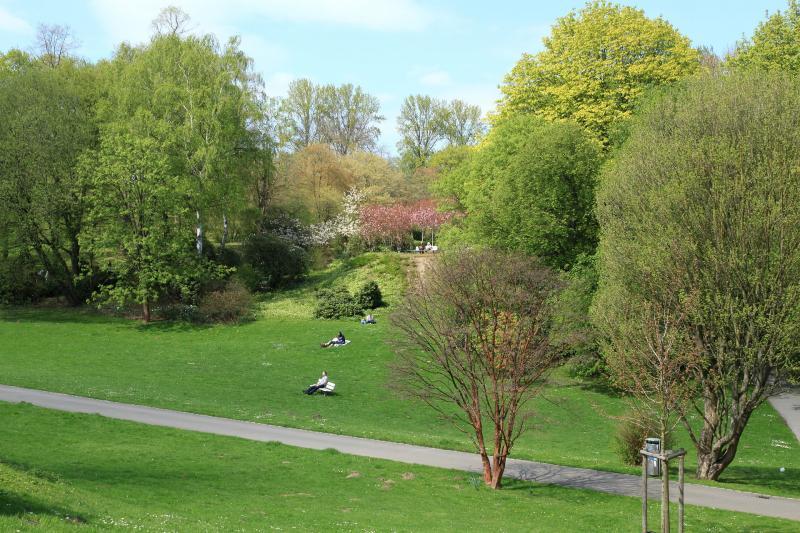 Route Zu Parks Und Gärten Im Ruhrgebiet Bauaufgabe Baukunst Nrw