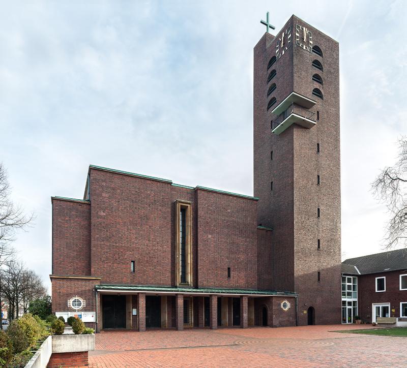 Heilig-Geist-Kirche Münster