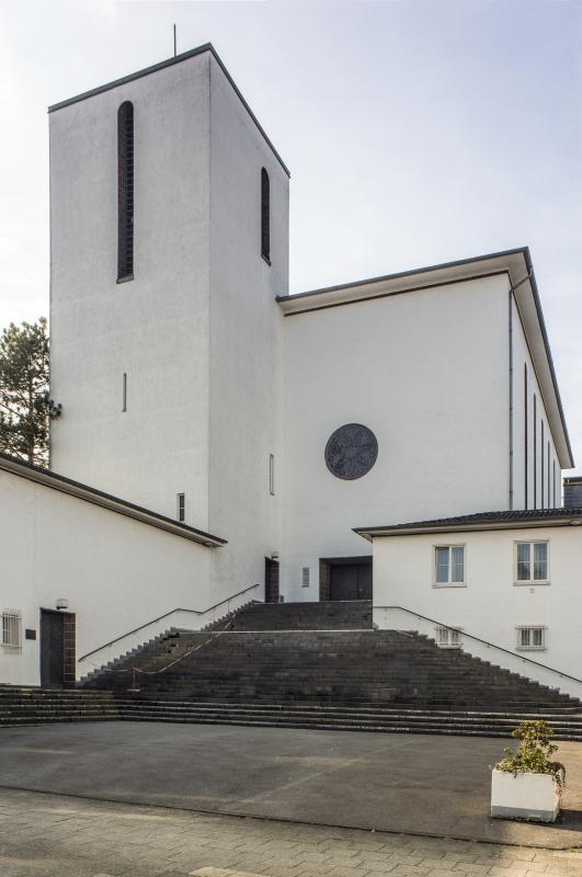 Katholische Kirche Heiliggeist Aachen