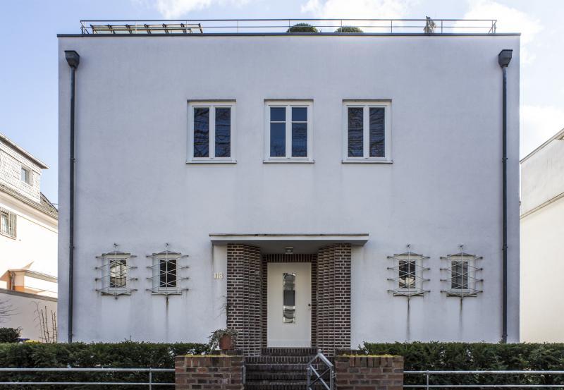 Häuser Hentschel und Weber
