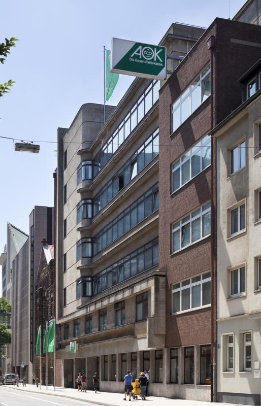 Allgemeine Ortskrankenkasse Düsseldorf