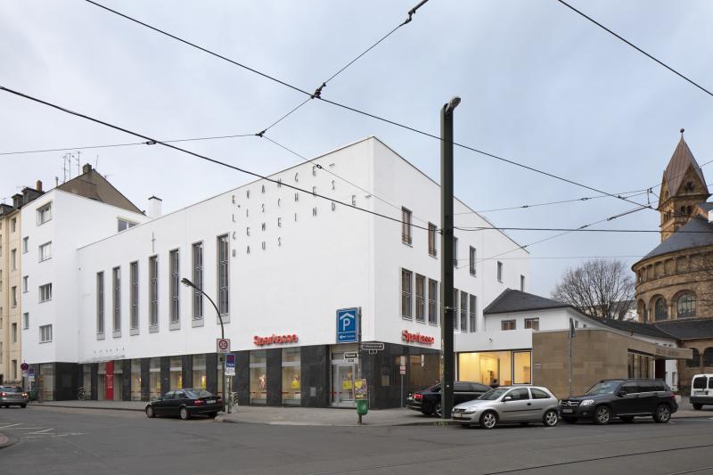 Gemeindezentrum der ev. Kreuzkirche Düsseldorf