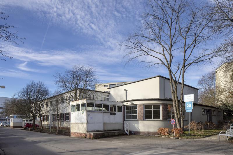 Wäschereigebäude der Provinzial-Heil- und Pflegeanstalt