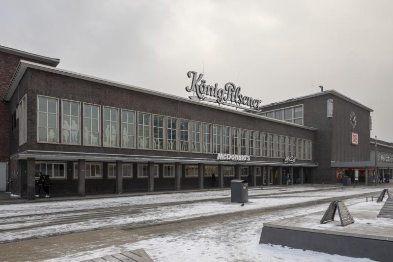 Hauptbahnhof Duisburg