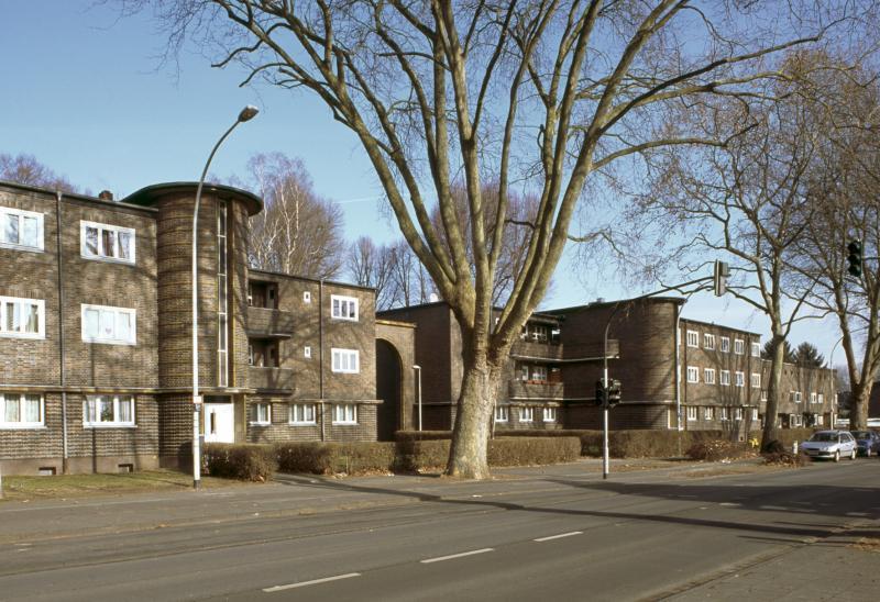 Siedlung am Freiheitsring und an der Keimesstraße