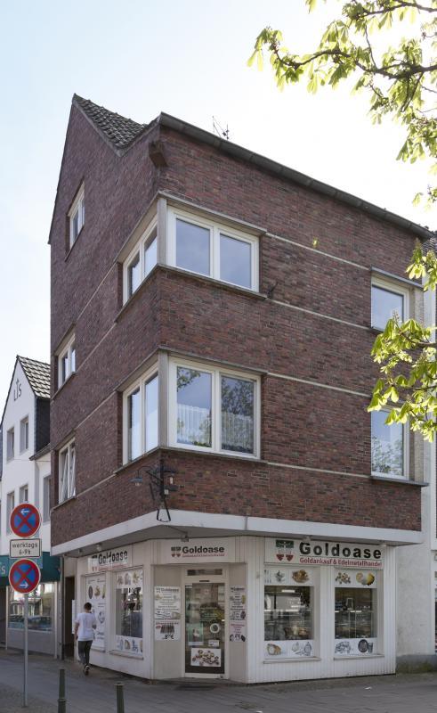 Wohn- und Geschäftshaus Roßbach