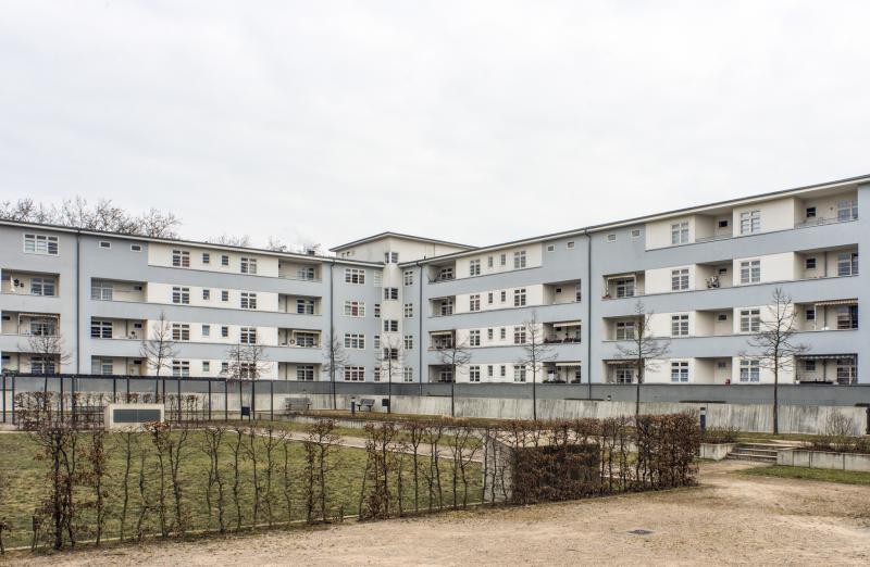 Siedlung Blauer Hof