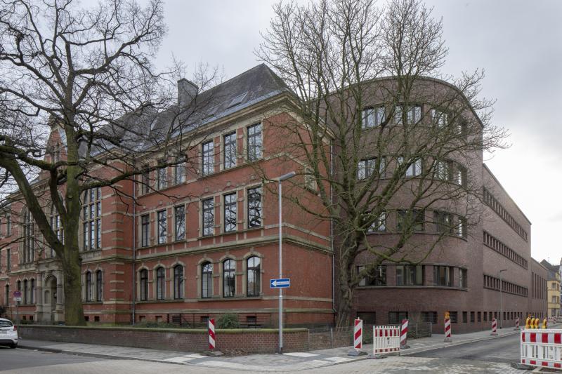 Quirinus-Gymnasium Neuss (Erweiterungsbau)