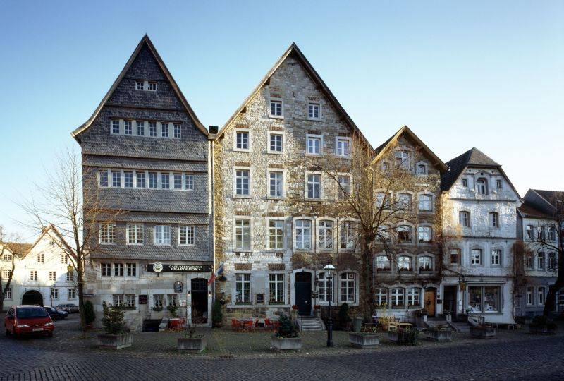 Ehemalige reichsabtei kornelim nster aachen architektur for Architektur aachen