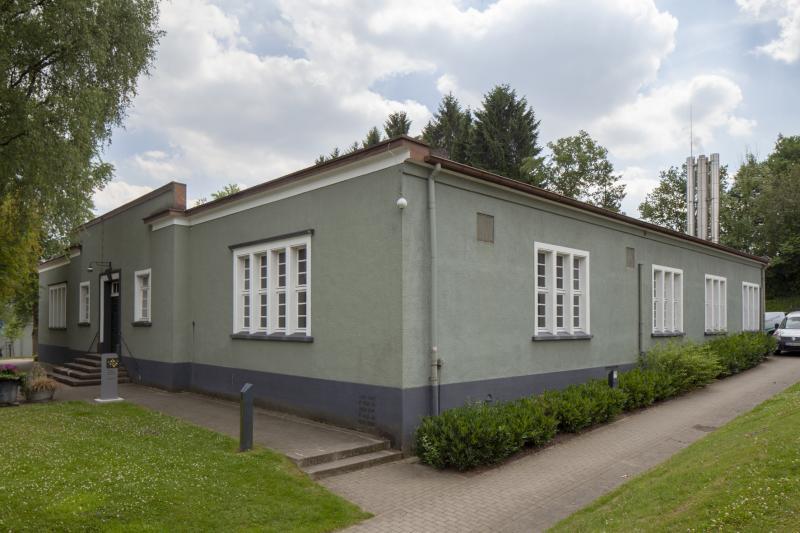 Waschhaus der Siedlung Weegerhof