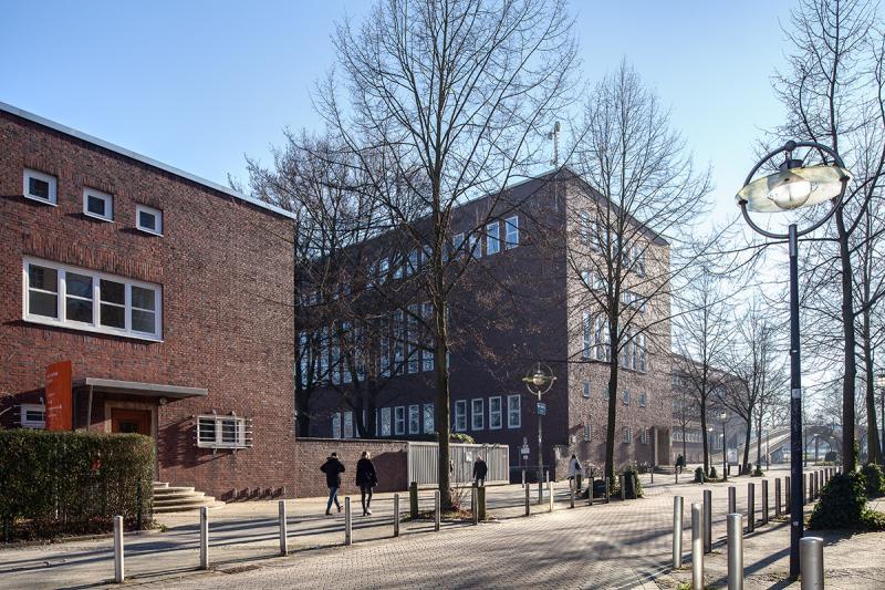 Pädagogische Akademie (heute Fachhochschule Dortmund)