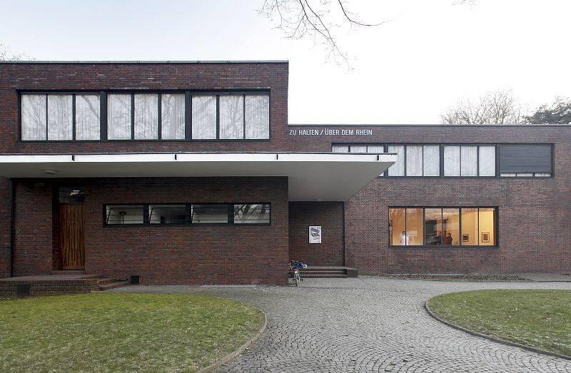 Haus Esters Krefeld Innenarchitektur Baukunst Nrw