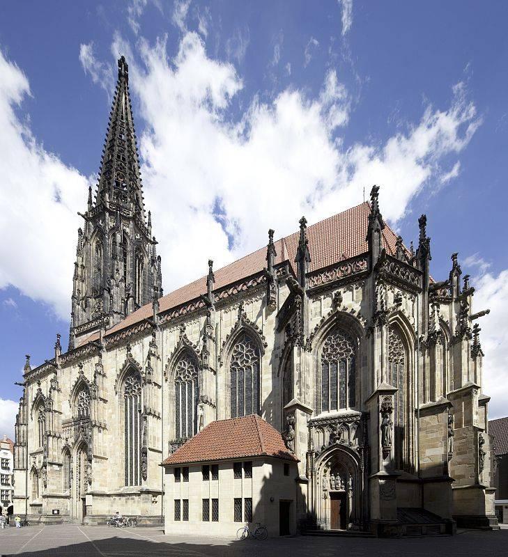 Architektur Münster st lamberti münster münster architektur baukunst nrw