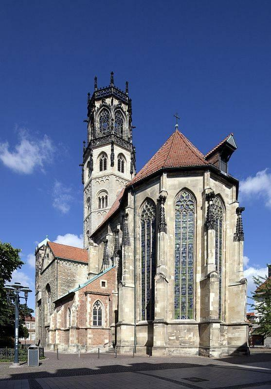 St. Ludgeri in Münster