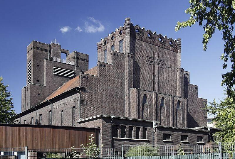 Heilig-Kreuz-Kirche Gelsenkirchen