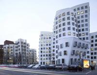 neuer zollhof am medienhafen gehry bauten d sseldorf architektur baukunst nrw. Black Bedroom Furniture Sets. Home Design Ideas