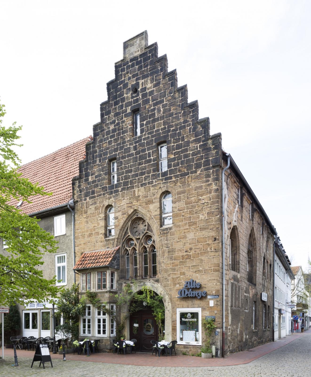 Bürgerhaus Alte Münze Minden Architektur Baukunst Nrw