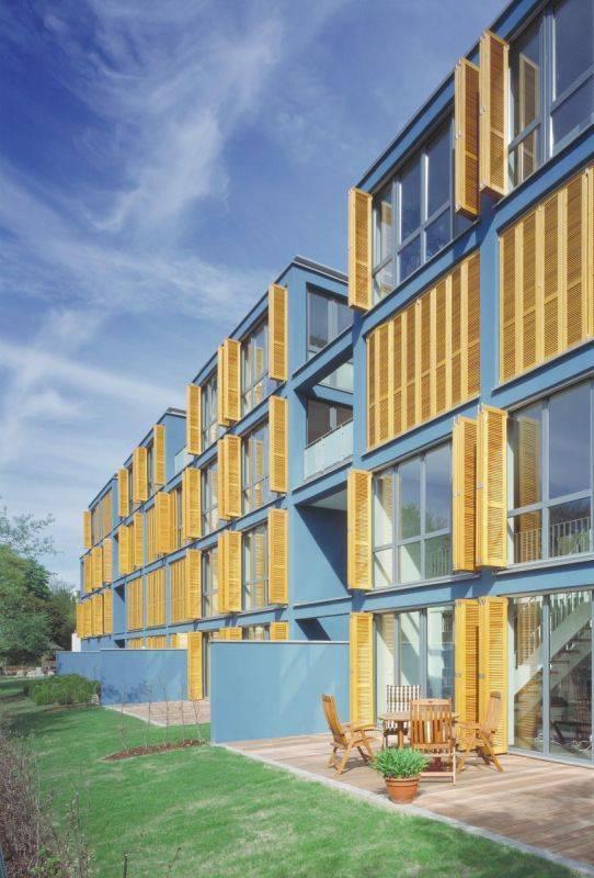 wohnbebauung albermannstra223e essen architecture