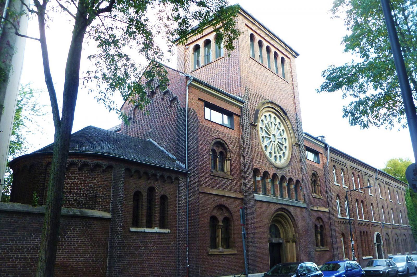 Umnutzung kloster st alfons aachen innenarchitektur baukunst nrw - Innenarchitektur aachen ...