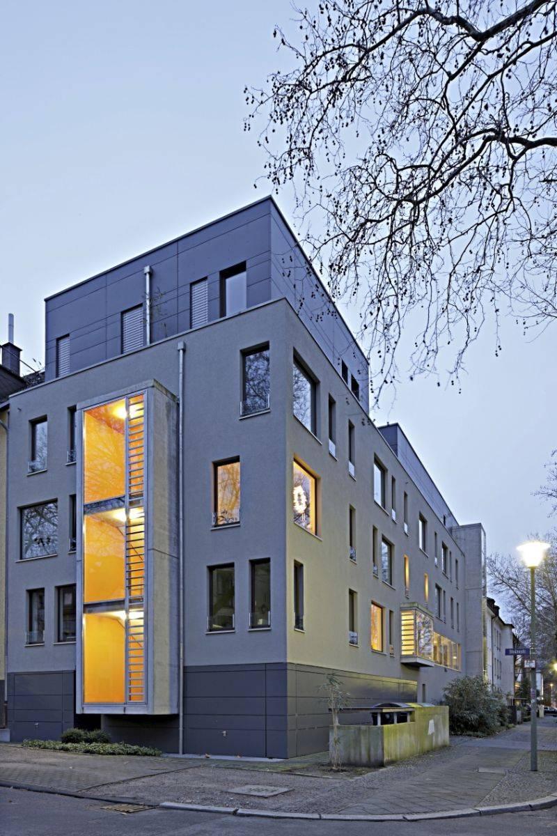 wohn und b rogeb ude in bochum bochum architektur baukunst nrw. Black Bedroom Furniture Sets. Home Design Ideas