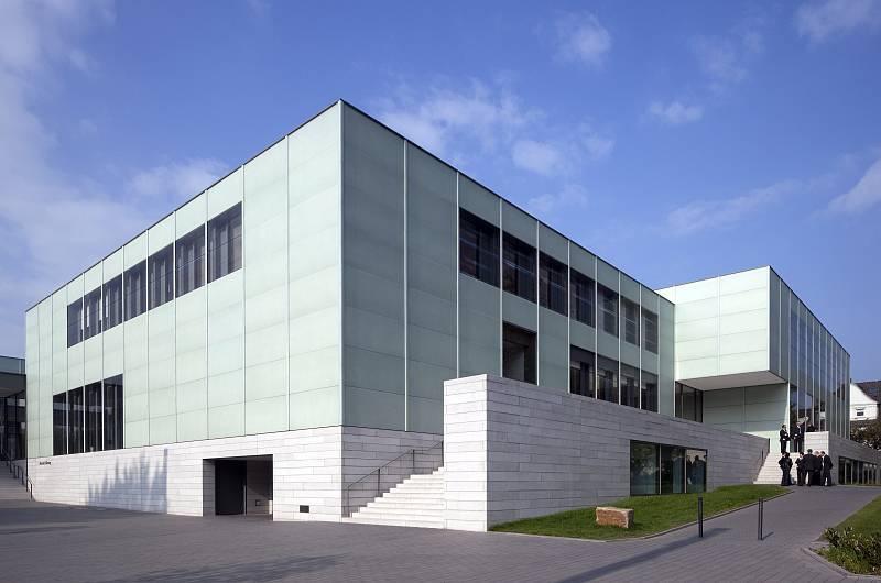 Museum folkwang essen architektur baukunst nrw - Ernsting architekt ...