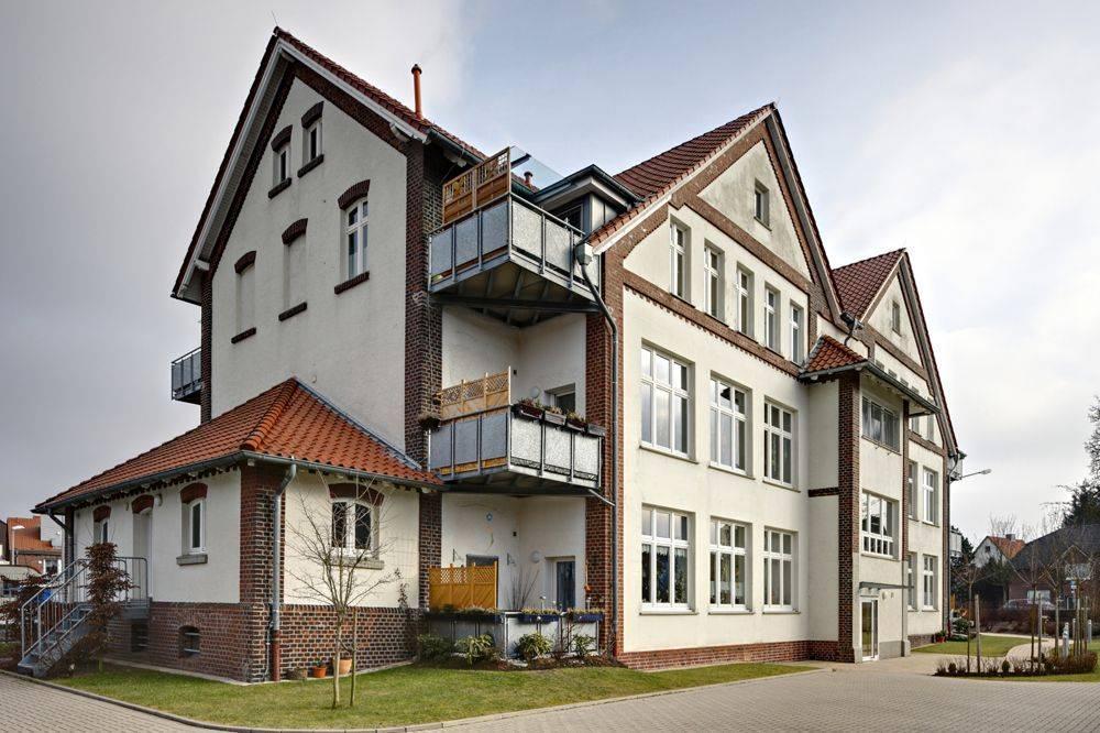 alte schule hamm architektur baukunst nrw. Black Bedroom Furniture Sets. Home Design Ideas