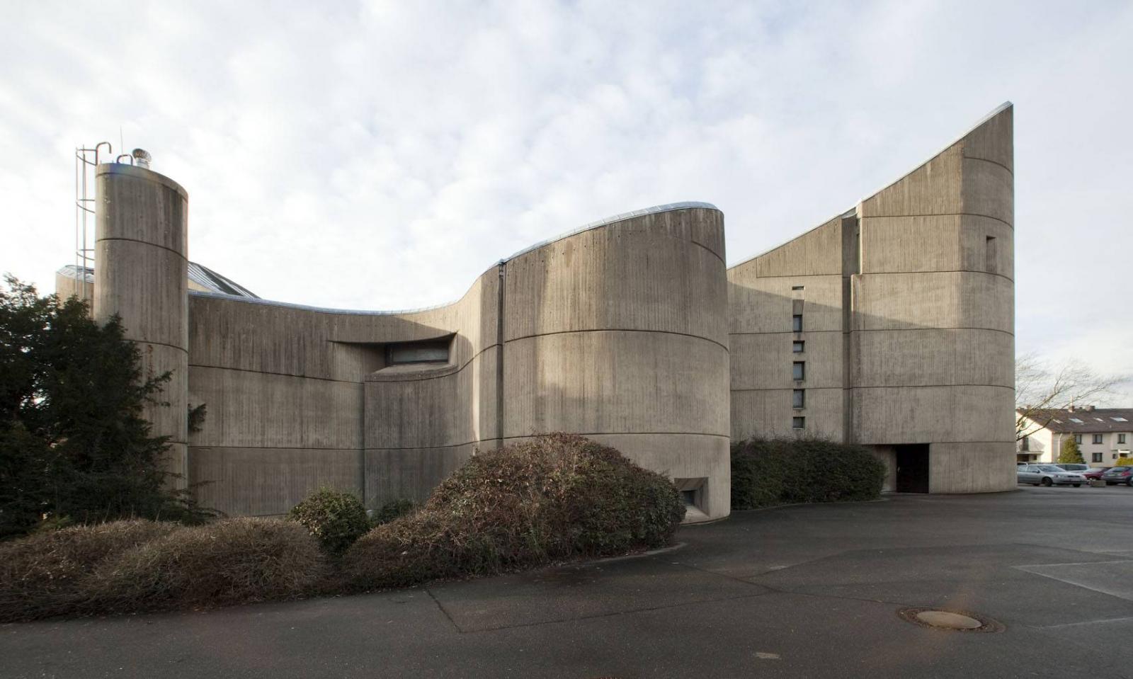 Architekten Neuss st pius in neuss neuss architektur baukunst nrw