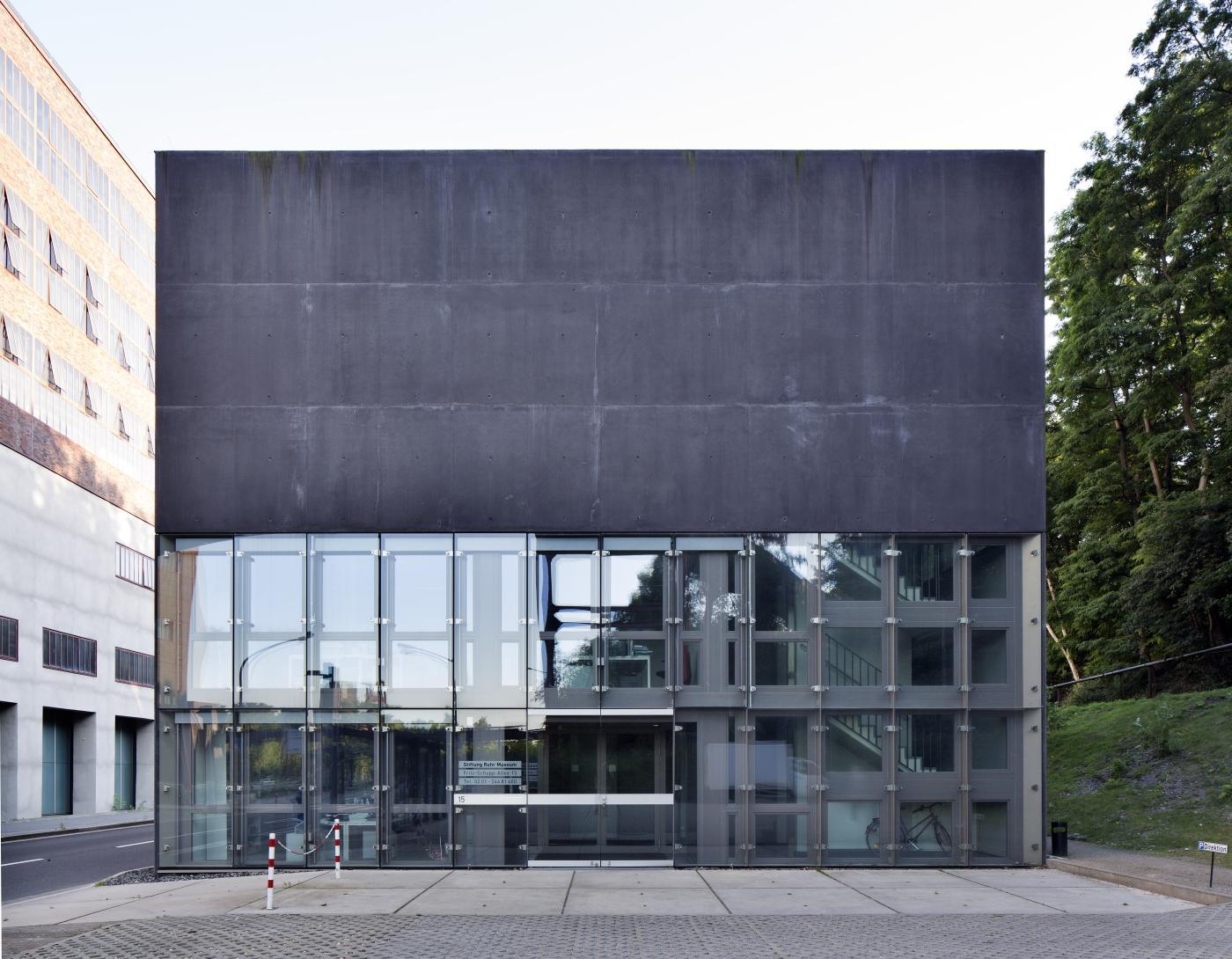 Depot Und Verwaltung Ruhr Museum Essen Architektur Baukunst Nrw