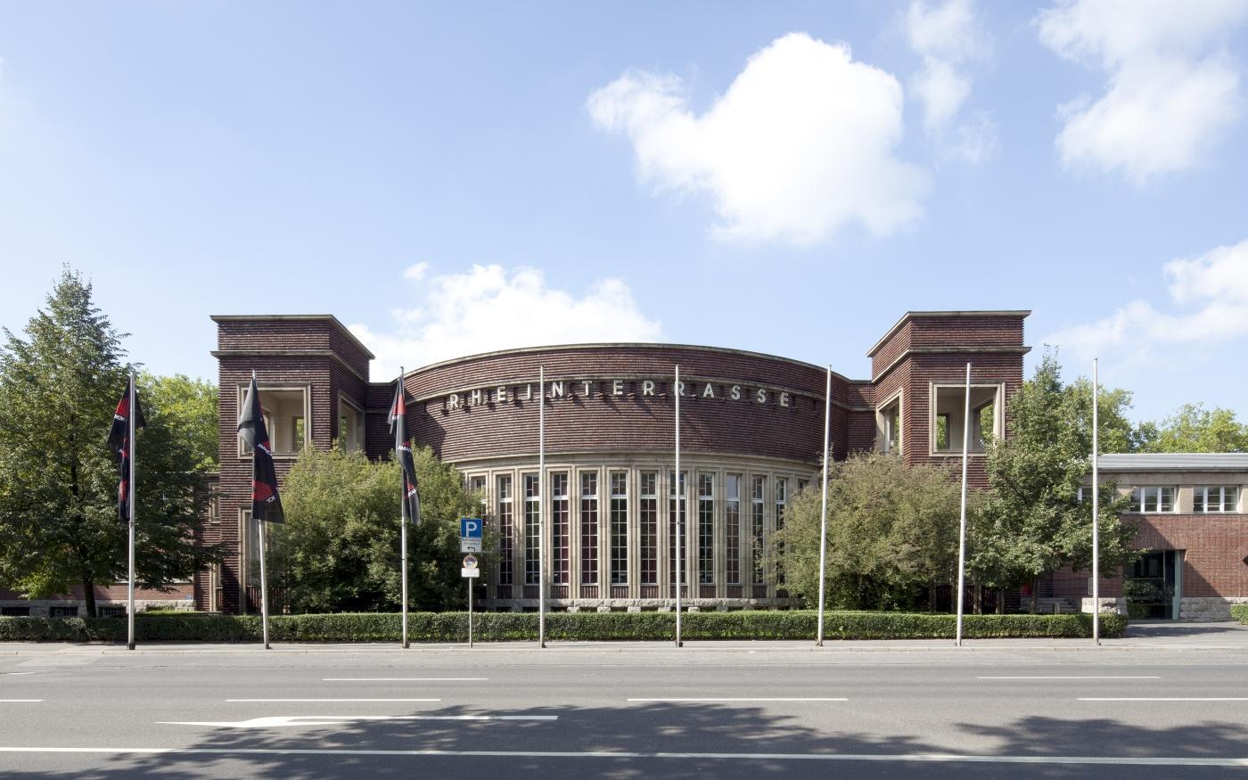 rheinterrasse duesseldorf duesseldorf architektur