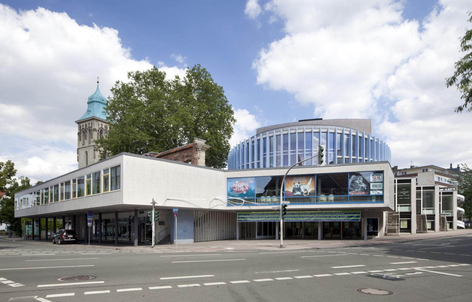 Architektur Münster stadttheater münster münster architektur baukunst nrw