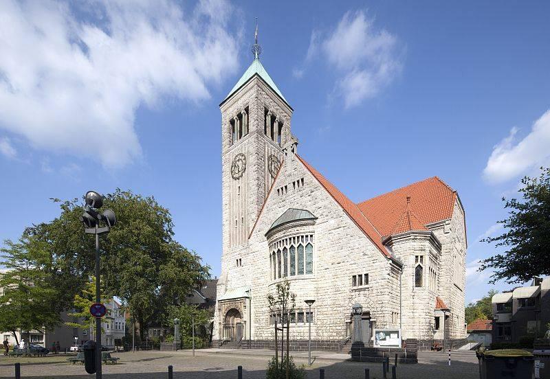 Architekten Recklinghausen ev christuskirche recklinghausen recklinghausen architektur