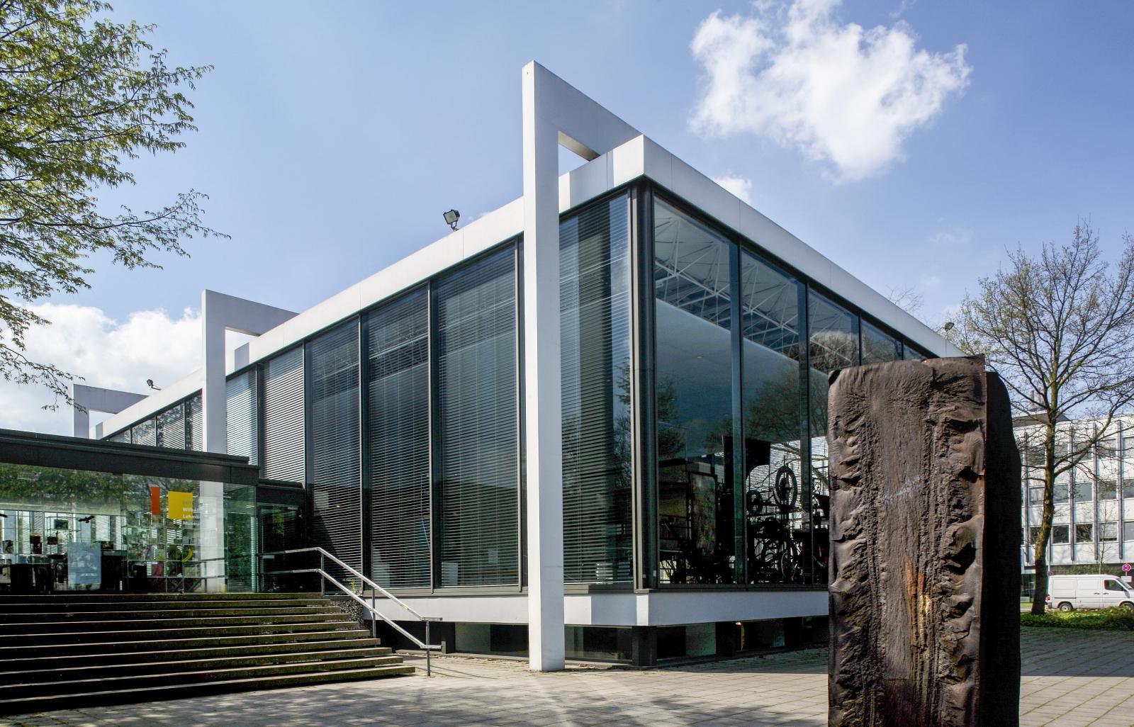 Wilhelm Lehmbruck Museum Duisburg Architecture Baukunst Nrw